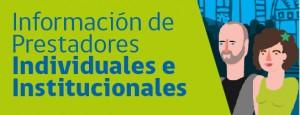 INFORMACIÓN DE PRESTADORES INDIVIUDALES