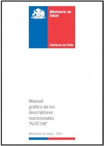 Manual gráfico de los descriptores nutricionales _ALTO EN_