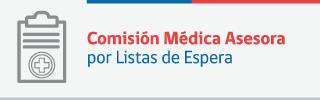 Comisión Médica Asesora por Listas de Espera