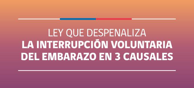 bf86da87f Todo sobre la Interrupción Voluntaria del Embarazo en Tres Causales ...