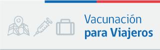 Vacunación para viajeros