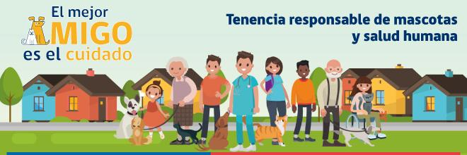 Tenencia responsable de mascotas y salud humana